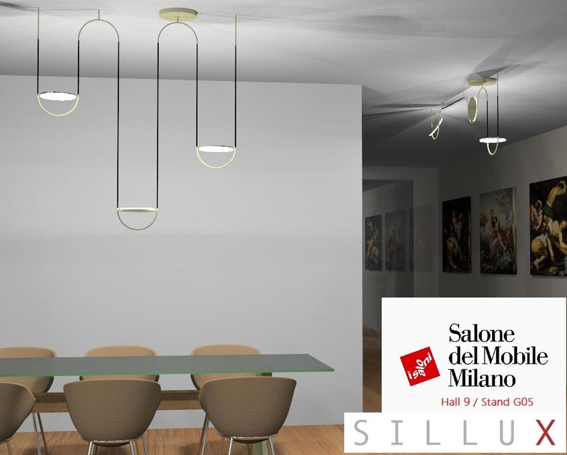 Sil.lux s.r.l. lampade di design design illuminazione contract